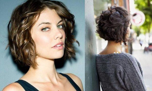 Los Mejores Peinados Para Pelos Rizados Otoño Invierno 2019