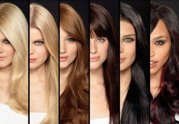 Colores para tenir pelo