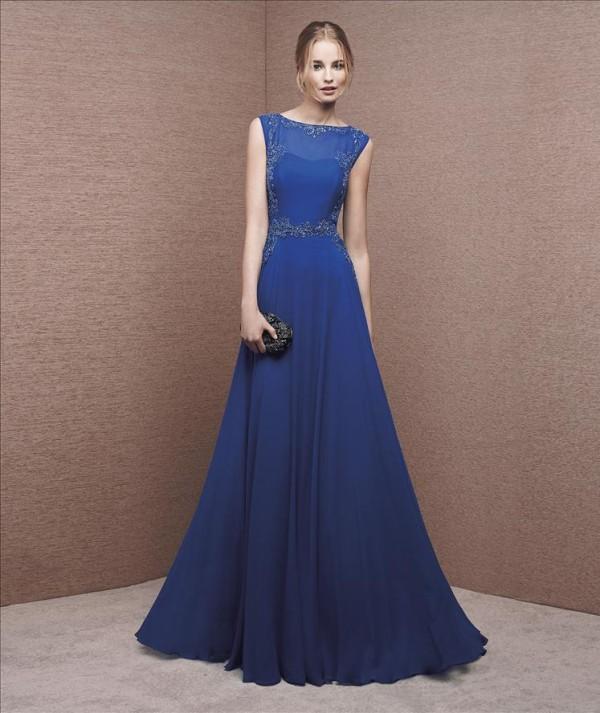 Los vestidos de madrina 2016