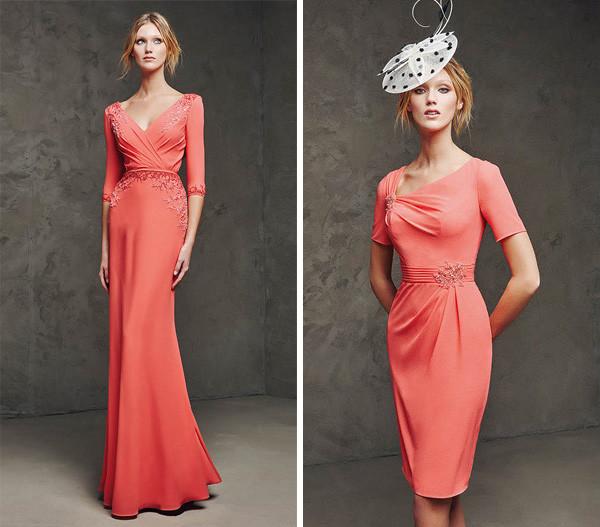 Vestidos de boda madrina 2019