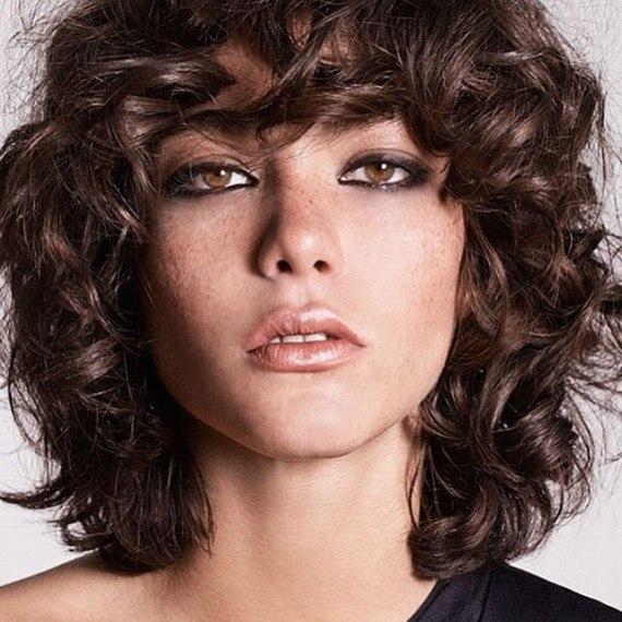 Cortes de cabello quebrado para mujer 2017
