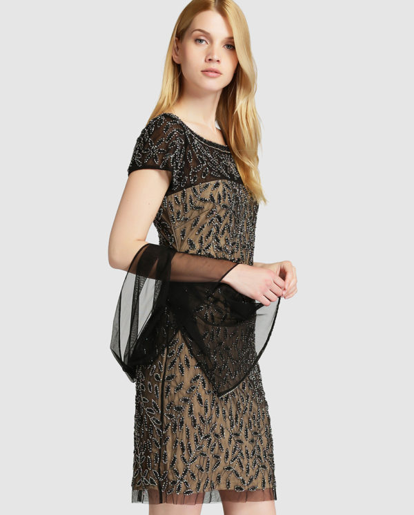 vestidos-de-fiesta-el-corte-ingles-coctel-rene-derhy-negro