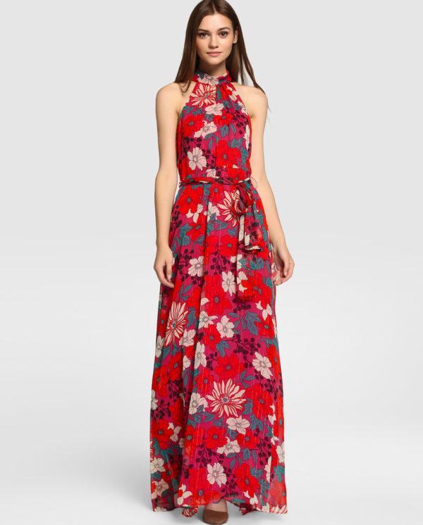 vestidos-de-fiesta-el-corte-ingles-largo-tintoretto-estampado-floral