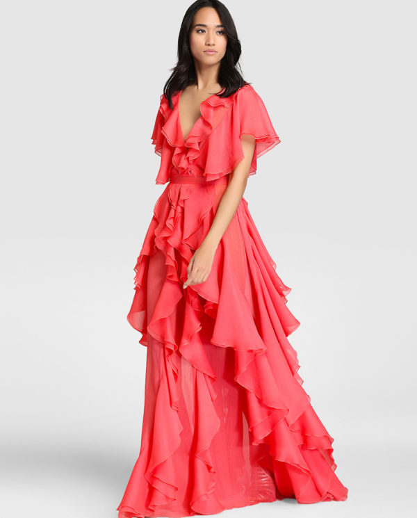 2337e0294 Vestidos de fiesta El Corte Inglés Primavera Verano 2019 ...