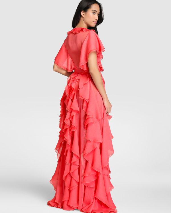 vestidos-de-fiesta-el-corte-ingles-largo-volantes-rojo-trasera