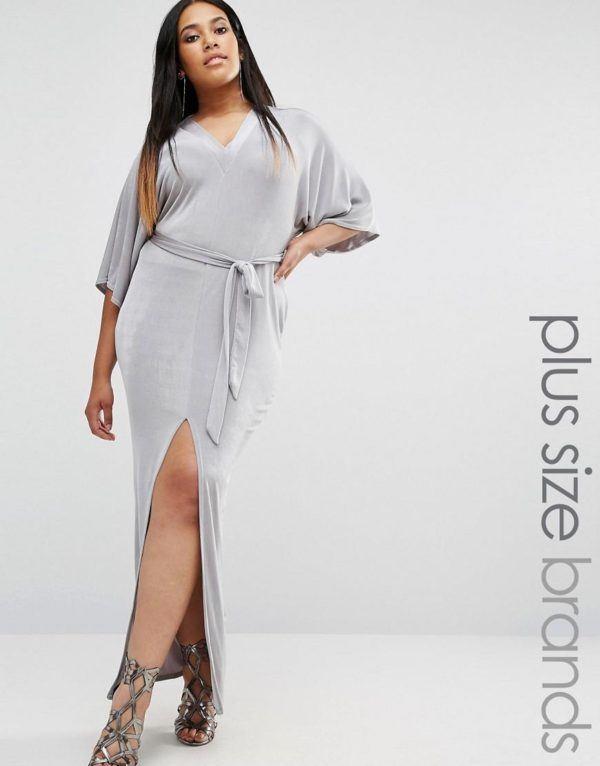 vestidos-de-fiesta-tallas-grandes-otono-invierno-2017-gris-largo