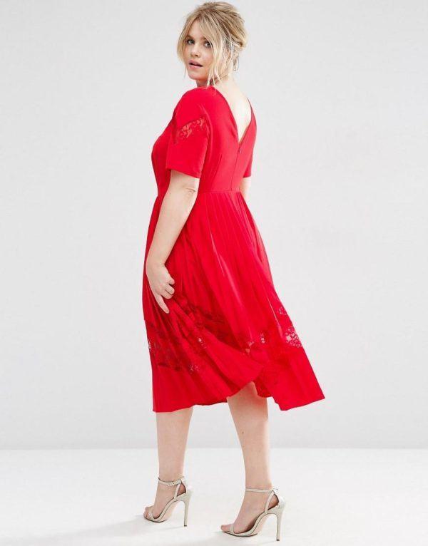 vestidos-de-fiesta-tallas-grandes-otono-invierno-2017-rojo