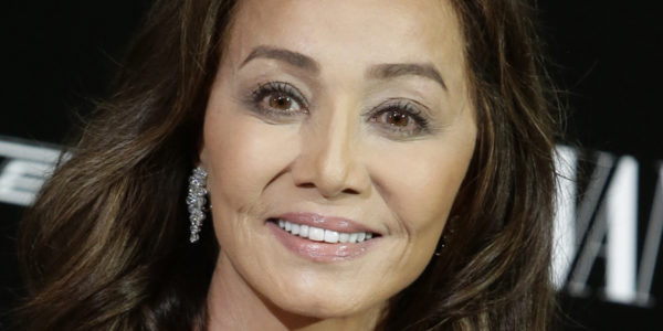 Isabel Preysler attending Vanity Fair Personality of Year Awards 2015, in Madrid, on Monday 16th November, 2015.