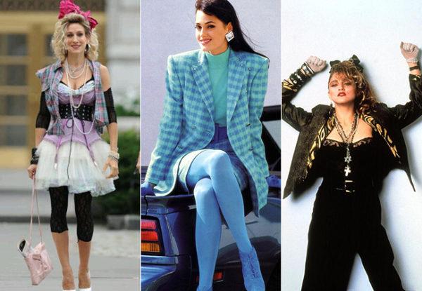 Moda a os 80 fotos ropa peinados y complementos - Estilismo anos 70 ...