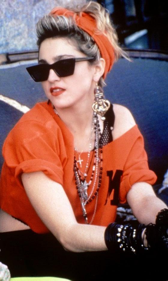 Moda Años 80 Fotos Ropa Peinados Y Complementos Blogmujerescom