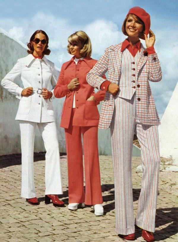 Moda a os 70 fotos ropa peinados y complementos for Mobilia anos 70