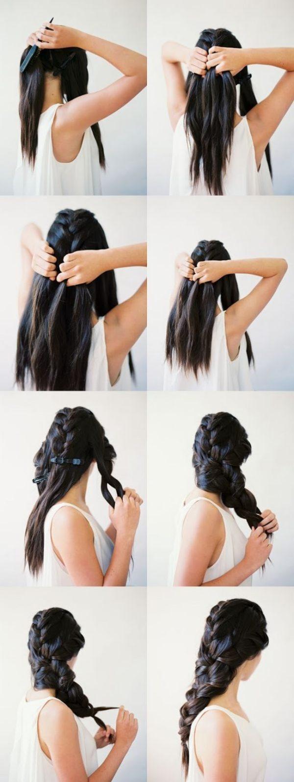 peinados-faciles-paso-a-paso-trenzas-triple-trenza-creacion
