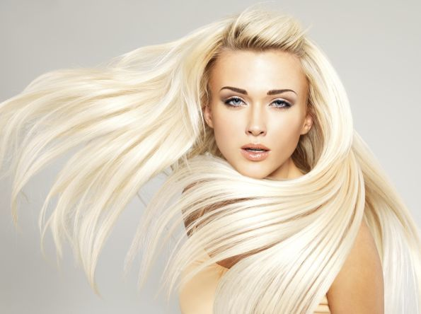 Tonos de color rubio para el pelo