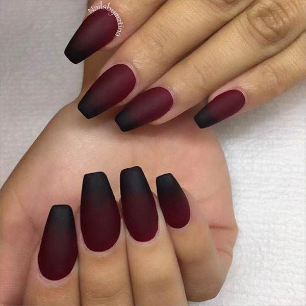 Fotos de uñas acrílicas 2018 - Blogmujeres.com