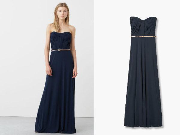 vestidos-graduación-2016-largo-mango-negro
