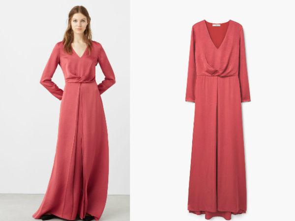vestidos-graduación-2016-largo-mango-rosa