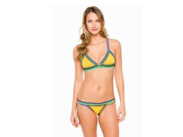 bikini-crochet-amarillo-llamativo