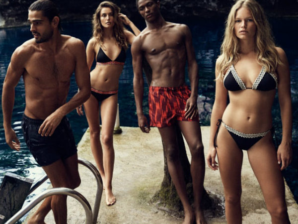 bikini-h&m-2016-crochet-negro-modelos-tendencia