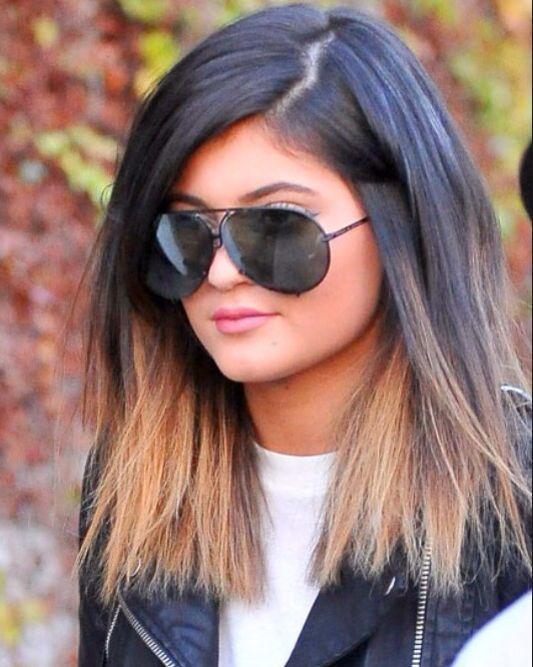 mechas-californianas-media-melena-kylie