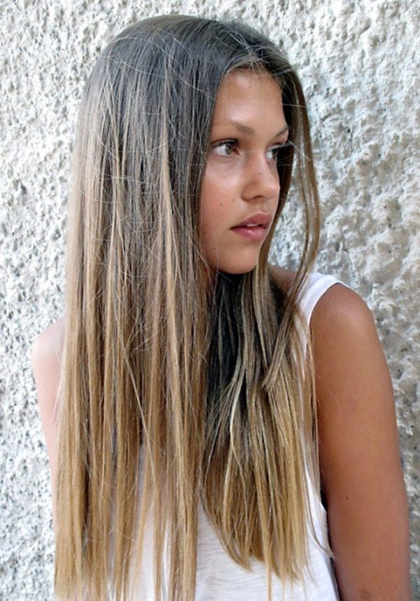 mechas-californianas-pelo-largo-nina