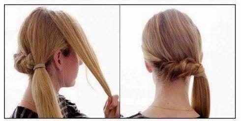 peinados-faciles-pelo-largo-coleta-enrollada-2-5-6