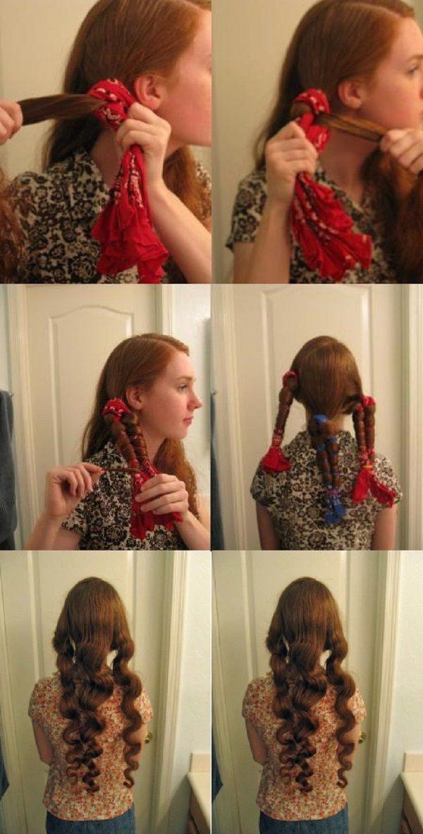 peinados-faciles-pelo-largo-ondas-sirena-con-trenzas