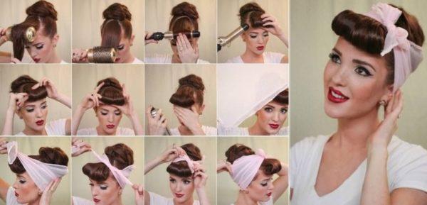 peinados-faciles-pelo-largo-pinup