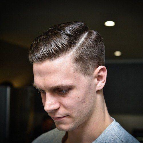 peinados-hombre-pelo-corto-raya-lado