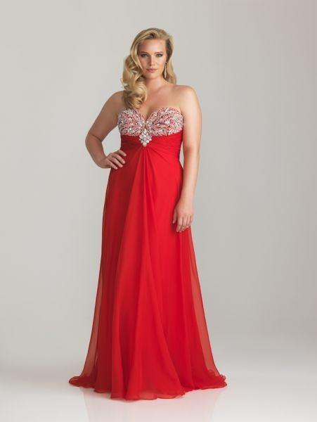 vestidos-de -fiesta-rojos-modaella-largo-tallas-grandes-bordado-pedreria
