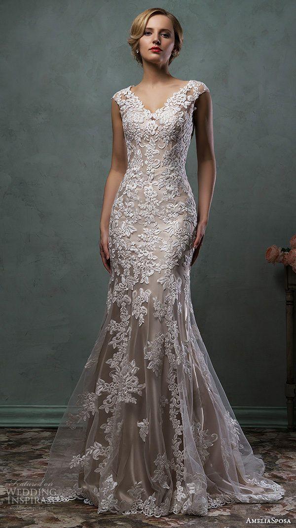Imagenes de vestidos de novia bordados
