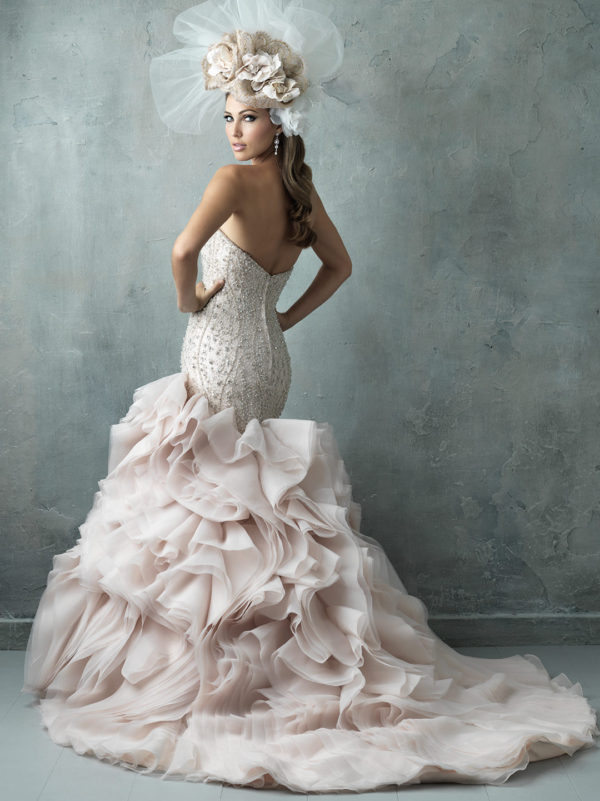 Vestidos de Novia Corte Sirena Verano 2018 - Blogmujeres.com