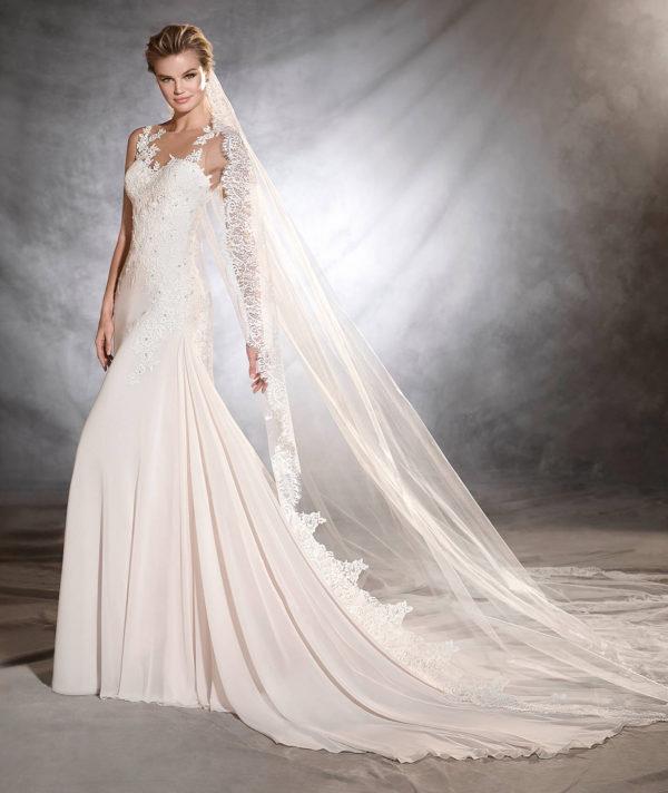vestidos-de-novia-corte-sirena-encaje-orosia-gasa