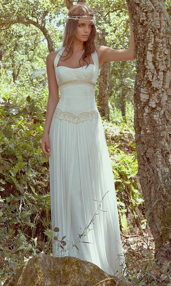 Imagenes de vestidos de novia hippies