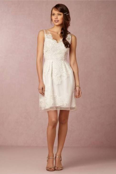Vestidos de novia ibicencos Verano 2018 - Blogmujeres.com