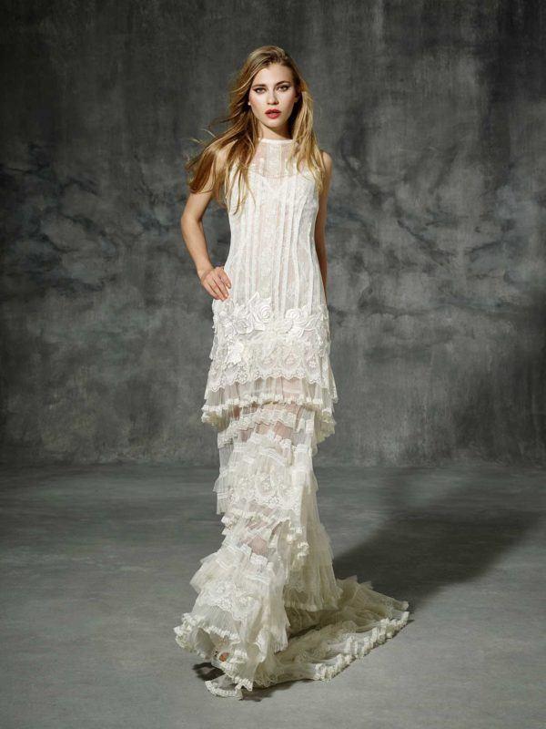 Vestidos ibicencos para ir a una boda