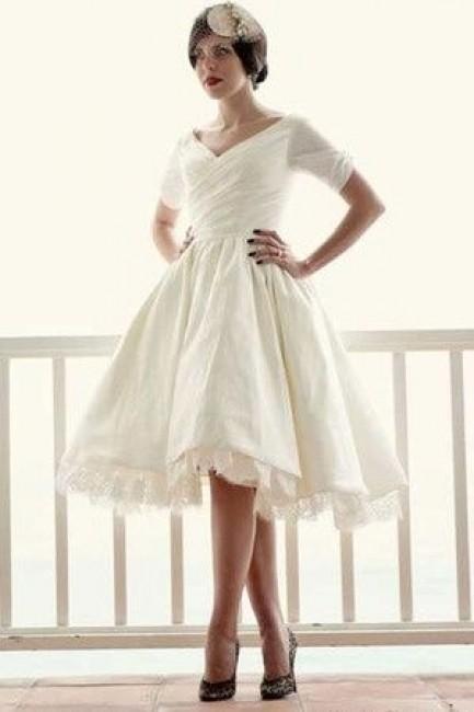 vestidos-de-novia-manga-larga-vintage-pin-up