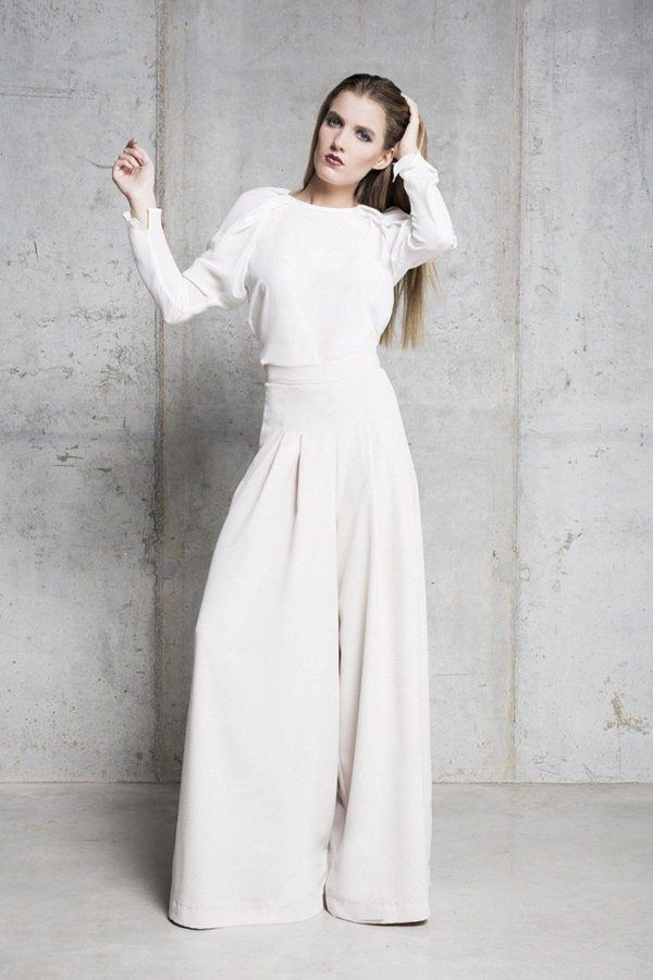 63b3e0f83 pantanones de vestir mujer para bodas