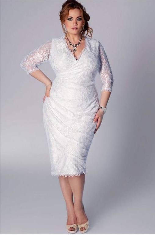 2682590e4c Vestidos de Novia para Gorditas Primavera Verano 2019 - Blogmujeres.com