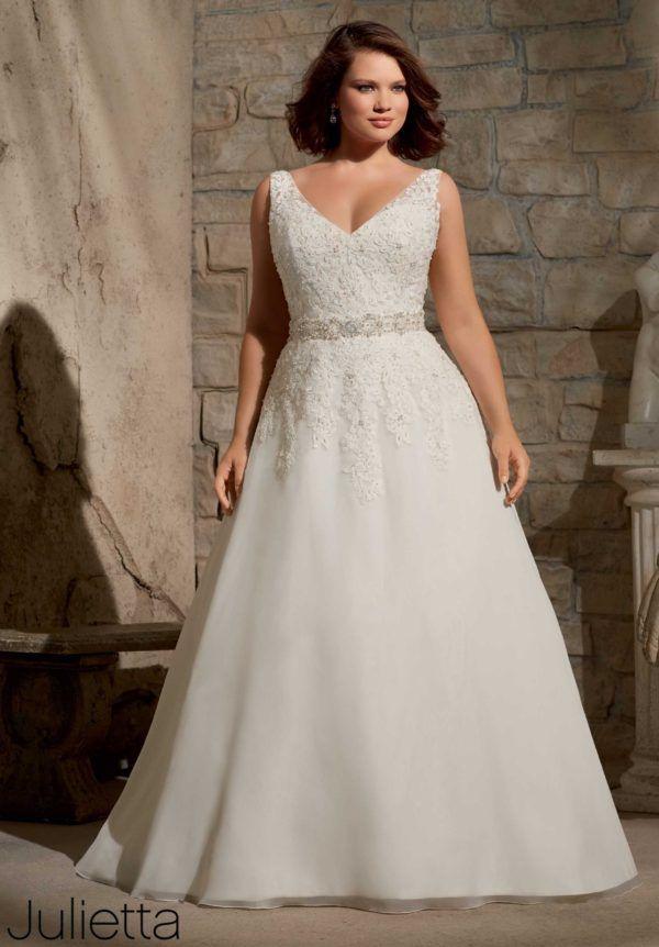wedding-dresses-for-gorditas-evase-embroidered