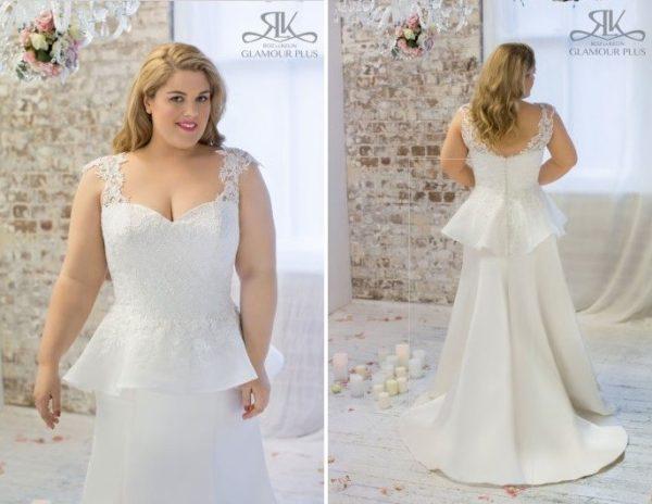 vestidos-de-novia-para-gorditas-peplum