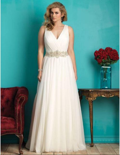 vestidos-de-novia-para-gorditas-tipo-imperio