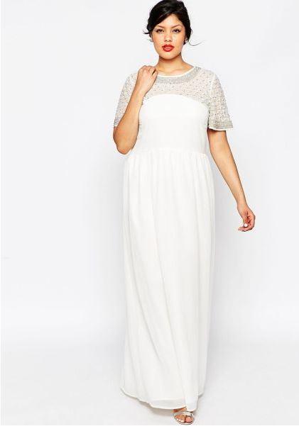 vestidos-de-novia-para-gorditas-tipo-manga-francesa