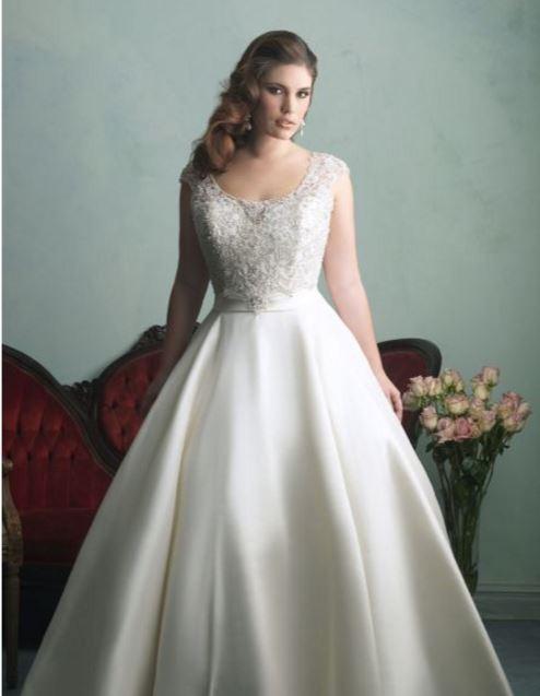 Vestidos de novia para princesa