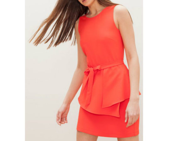 catálogo-stradivarius-vestidos-coral