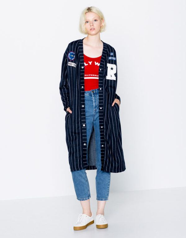 pull-and-bear-mujer-otono-invierno-trenchs-deportivo