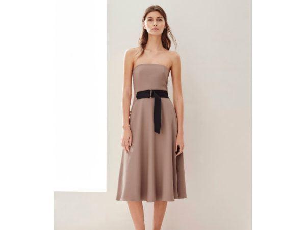 vestido-adolfo-dominguez-2016-corto-palabra-de-honor