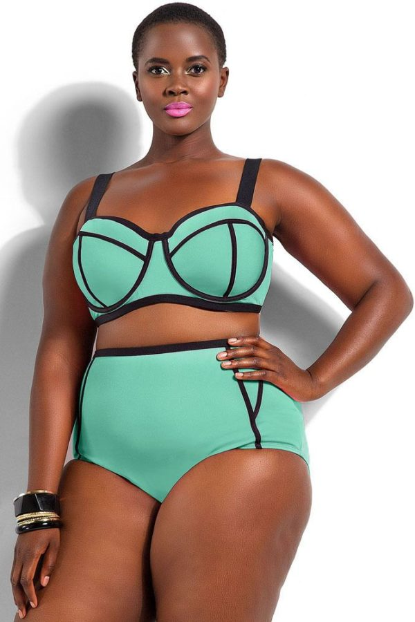 bikinis-neopreno-2016-tallas-grandes-pistacho
