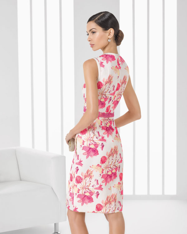 Vestidos de fiesta Rosa Clará Verano 2018 - Blogmujeres.com