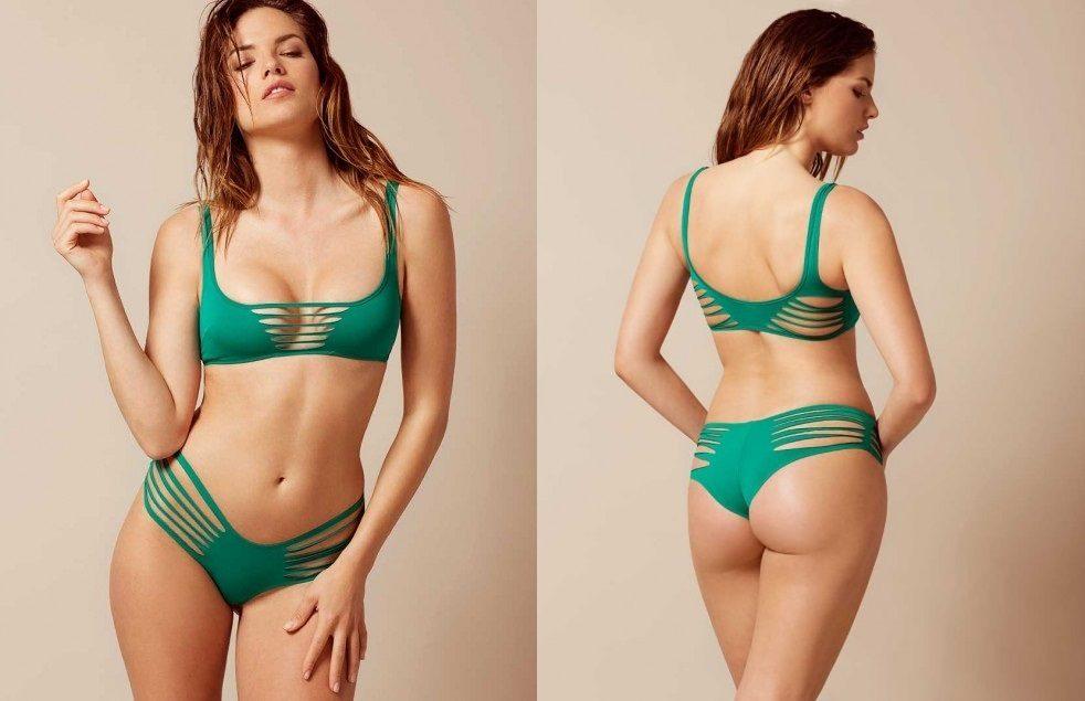 varios colores ropa deportiva de alto rendimiento San Francisco Los Mejores Bikinis Brasileños Otoño Invierno 2019 - 2020 ...