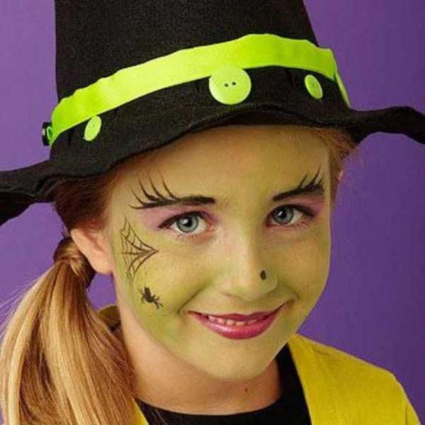 maquillajes-halloween-ninos-bruja-facil